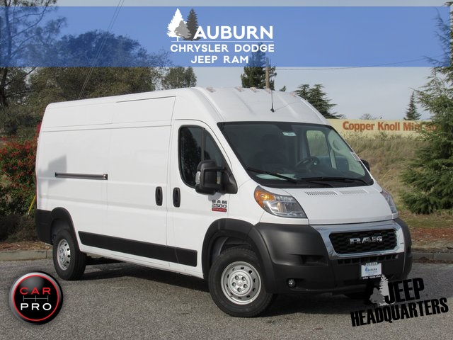 Dodge Ram Promaster >> New 2019 Ram Promaster High Roof Cargo Van In Auburn 29364 Auburn